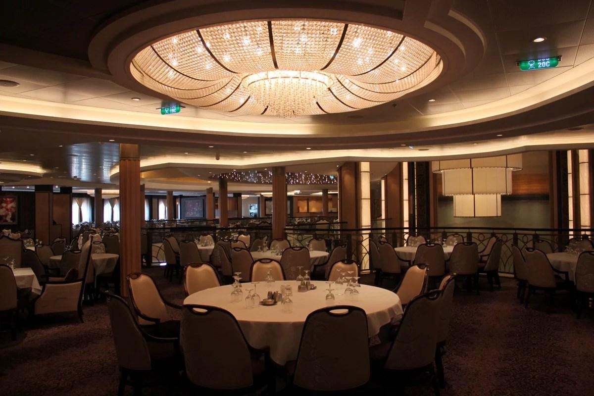 99 Days Of Harmony Main Dining Room  Royal Caribbean Blog