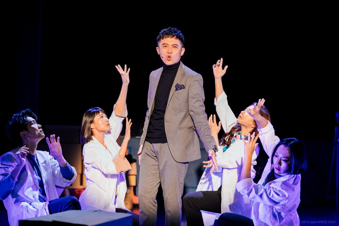 原創音樂劇 分手快樂Start Over The Musical:當回憶只餘空殼 - ROYAL'S PALACE