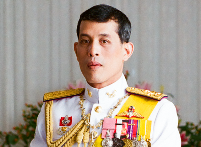BREAKING: Thailand's King strips his consort of her titles for disloyalty