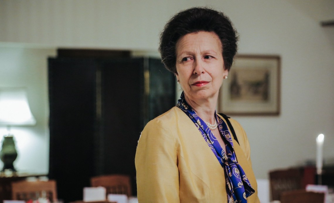 HRH The Princess Royal