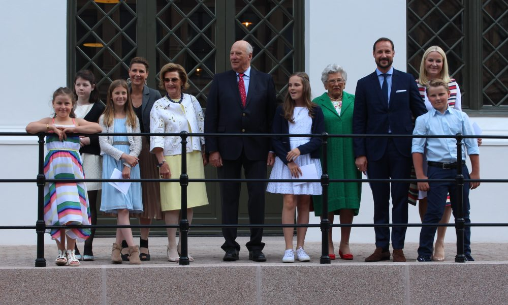 A Look At The Norwegian Line Of Succession Royal Central