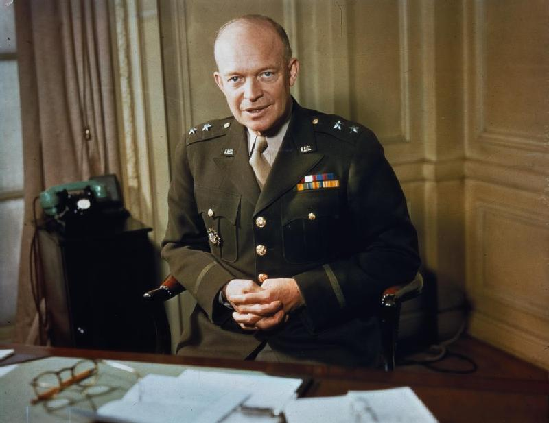 I Like Ike President Dwight D Eisenhower And Royal Orders