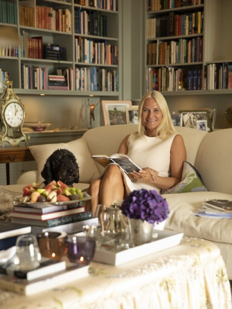 Crown Princess Mette-Marit to serve as ambassador to Frankfurt Book Fair