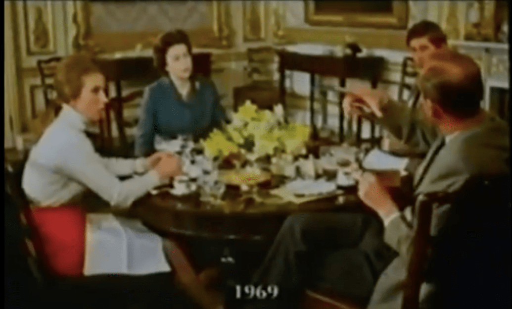 Whatever happened to the 1969 documentary 'Royal Family' which The Queen banned from the public?
