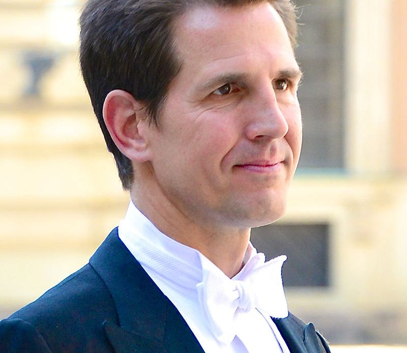 Crown Prince Pavlos of Greece