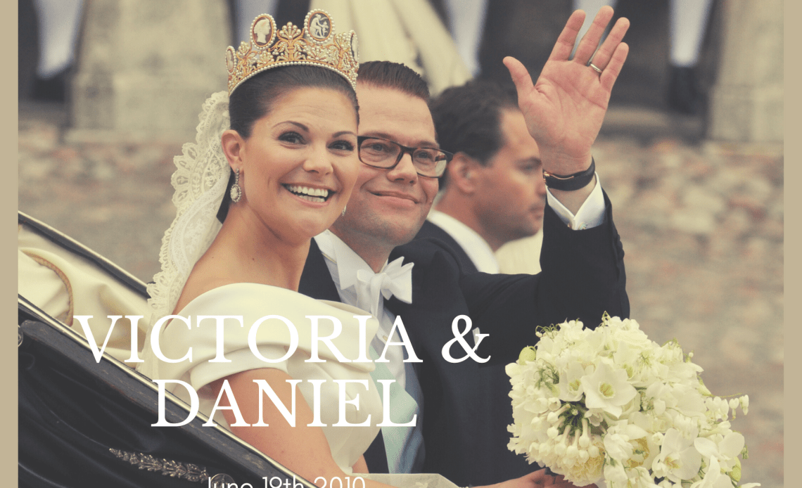 Crown Princess Victoria, Prince Daniel