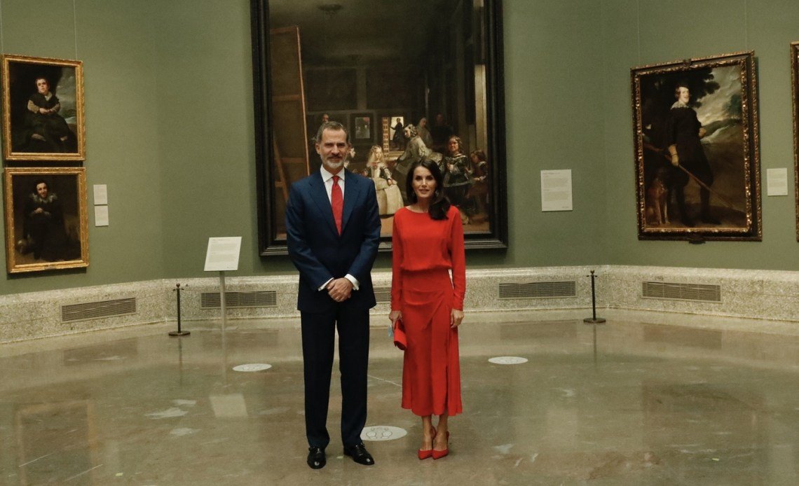 King Felipe and Queen Letizia of Spain