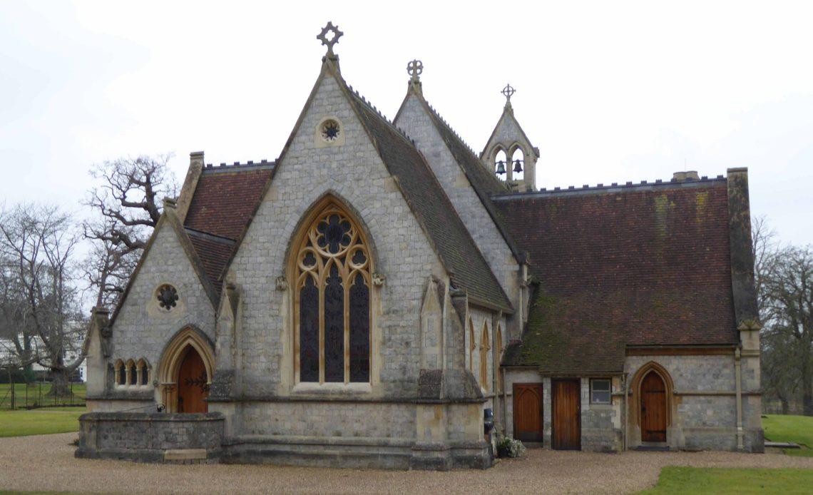 Royal Chapel of All Saints Windsor