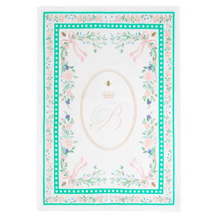 Beatrice Wedding Tea Towel