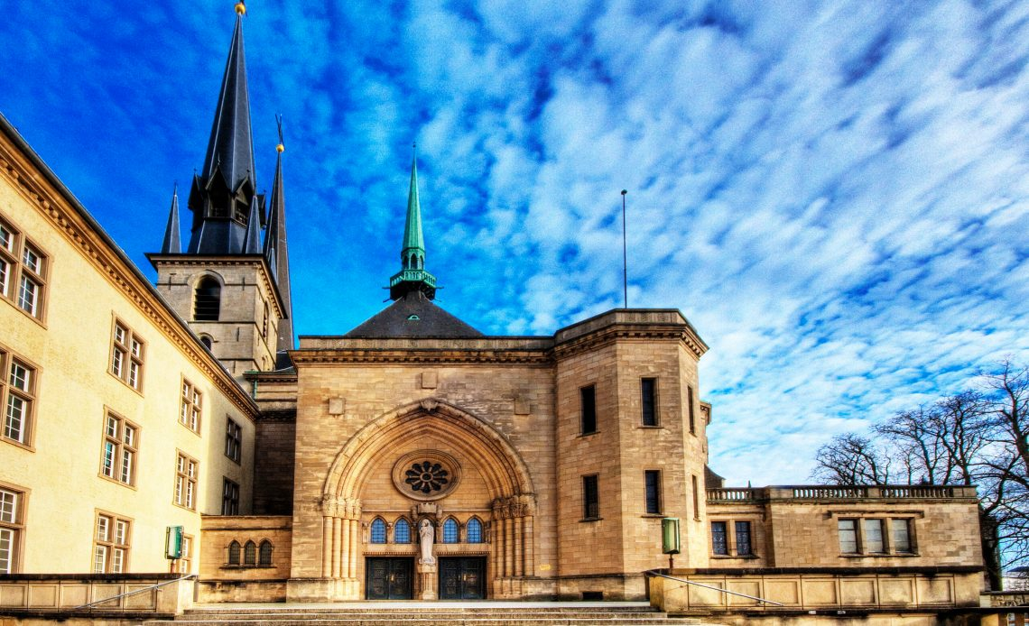 Cathedral of Notre Dame, Luxembourg
