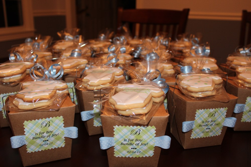Baby Shower Favors (1/3)