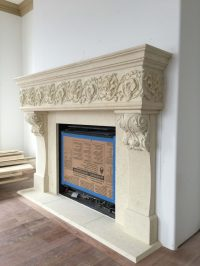 Fireplace Surrounds | CAD drawings | Cast Stone | GFRC