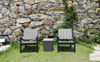 Get ready for summer with environmentally friendly garden furniture