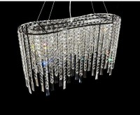 CRYSTAL HANGING LAMP ZUCCHERO 800