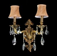 CRYSTAL WALL LAMP LUSSINARE W2