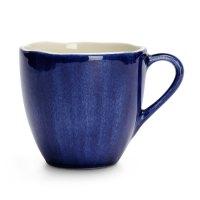 Organic Coffee Mug 60cl, Blue - Mateus - Mateus ...