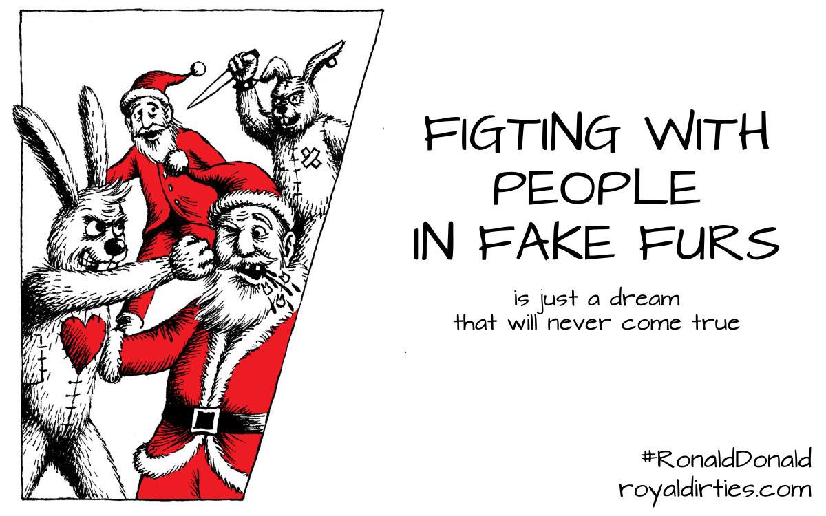 Fake Furs