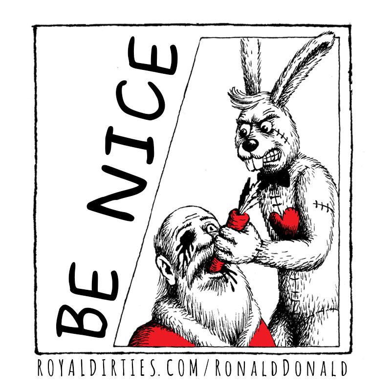 RD: Be nice