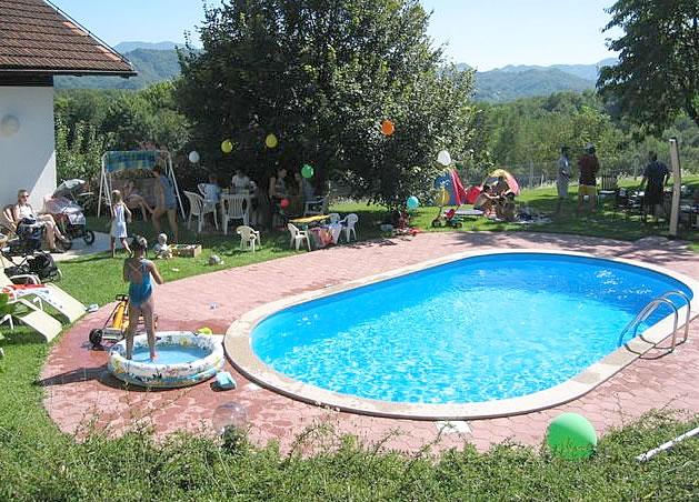 Prefabricated Swimming Pool Premium All Inclusive