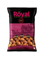 Royal Roasted & Salted Almond 400gm f
