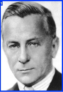 1930's: Guss Kessler,  Group Managing Director, Royal Dutch Shell Group