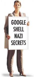 Nazi-Sandwich-Board