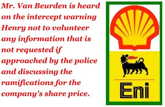 Eni paid no intermediary, bribes to acquire Nigeria oilfield