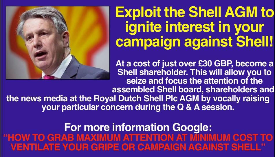 Ben van Beurden – Royal Dutch Shell Plc  com