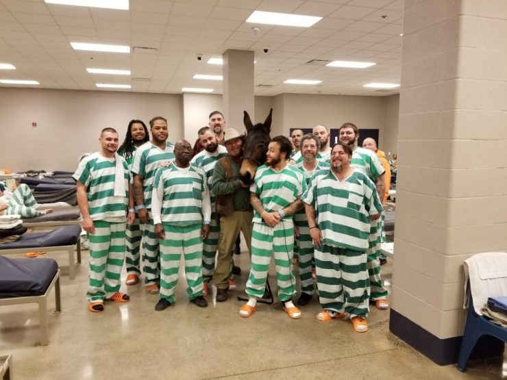 A Christmas visit to RSW Jail reminds us of the holiday's true