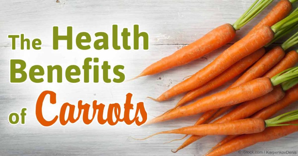 Carrots are healthy. peeled or unpeeled | Royal Examiner