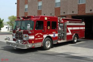 Fireman's Parade @ The Bypass