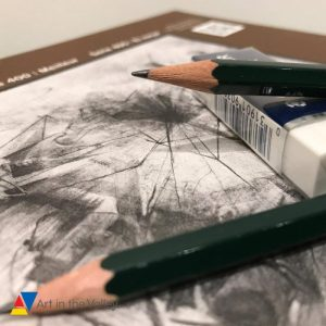 Drawing Basics: Winter 2019 5-Week Course @ Art in the Valley