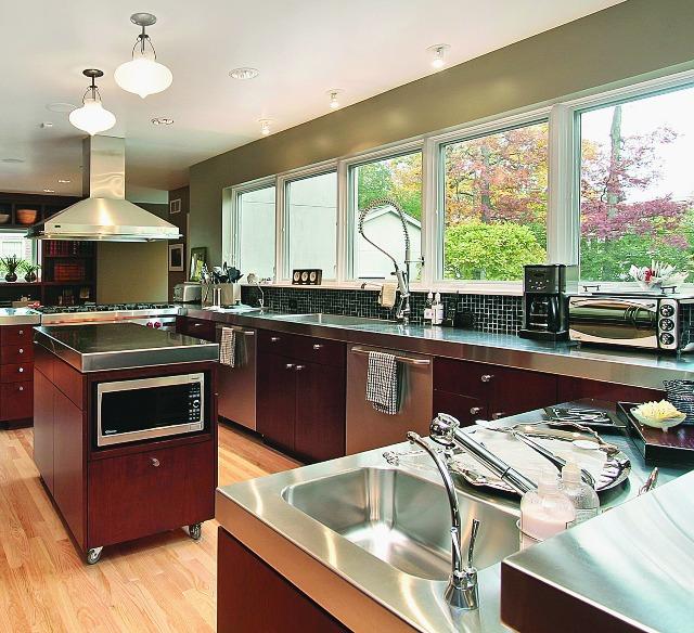 Three unique kitchen counter materials  Royal Examiner