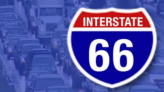 I-66 Outside the Beltway Project: Lane closures and traffic changes
