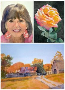 Watercolor Painting Essentials @ Art in the Valley