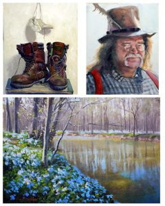 The Fundamentals of Oil Painting @ Art in the Valley