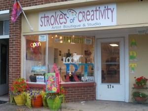 Strokes of Creativity: 1-year celebration @ Strokes of Creativity