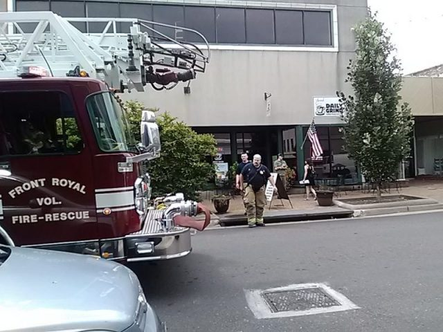 Electrical fire at Daily Grind on Main Street | Royal Examiner