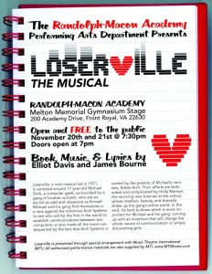 "Drama Performance: ""Loserville"" @ Melton Memorial Gymnasium 