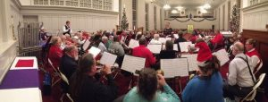 Christmas Concert @ Boggs Chapel on the R-MA Campus