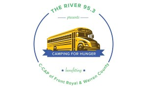 Camping for Hunger @ The River 95.3