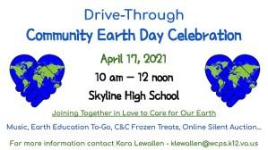 Community Earth Day Celebration @ Skyline High School