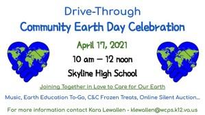 Community Earth Day Celebration @ Skyline High School