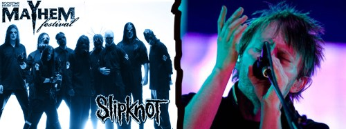 Slipknot vs. Radiohead