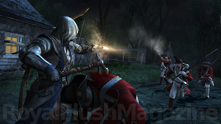 Assassin S Creed Iii Concept Art Screenshots
