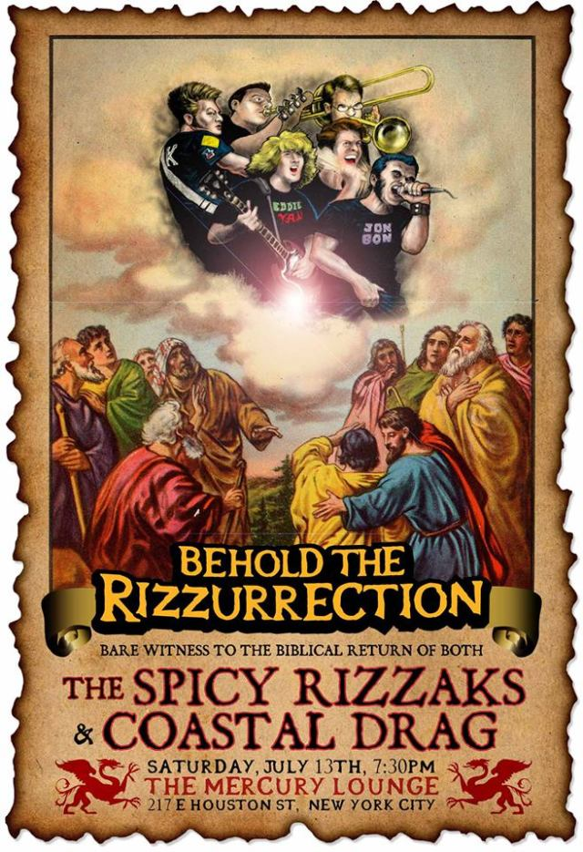 spicy-rizzaks-coastal-drag-mercury-lounge-poster
