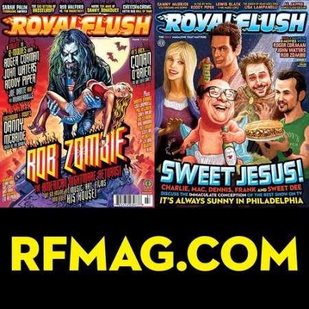 Royal Flush Magazine | RFMag