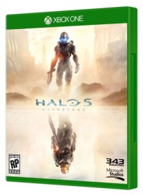 Halo 5: Guardians - Boxart