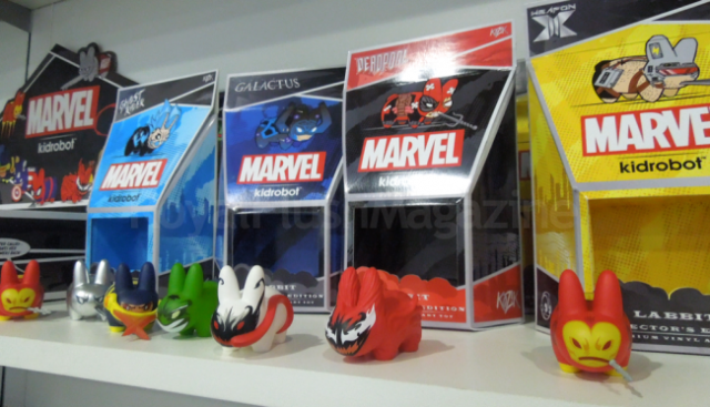 Kidrobot Marvel Labbit (Toy Fair 2014)
