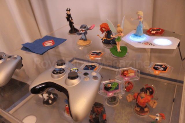SDCC 2014 - Disney Infinity Guardians of Galaxy